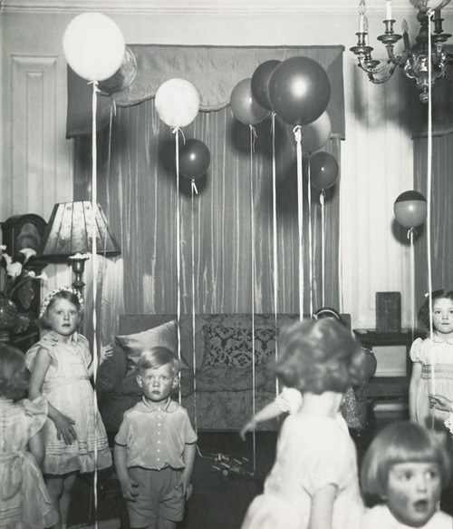 Kensington's Children's Party, 1934 - Bill Brandth