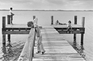 Dock, House of Refuge, Stuart, Florida - Robbie Bedell